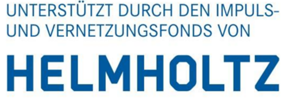 supported by the Helmholtz Association